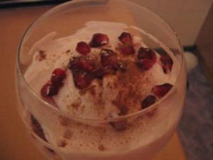 Granatapfel-Quark-Creme - Rezept