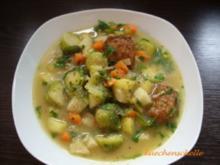 Winterlicher Gemüsetopf - Rezept