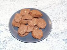 Mandelplätzchen - Rezept
