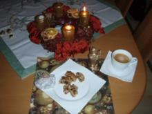Weihnachtsbäckerei von meiner Oma: Hausfreunde!!! - Rezept