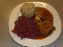 Fleischgerichte: Sauerbraten - Rezept