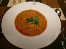 Suppe: Dahl Shaba - Rezept