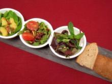 Omas Salatvariationen - Rezept