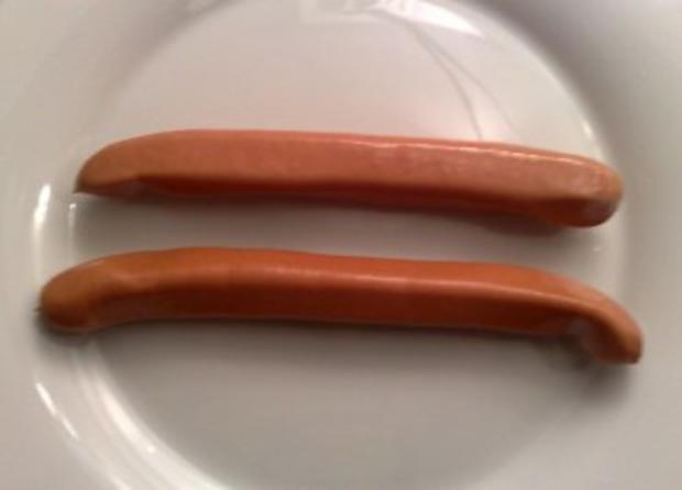 Hotdog im Blätterteig - Rezept - Bild Nr. 2
