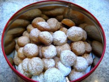 Rezept: Kokos-Zitronen-Kugeln