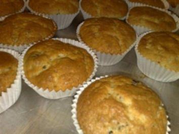 Muffin zur Weihnachtszeit - Rezept