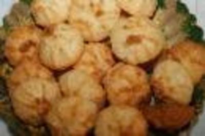 Cocosmakronen - Rezept