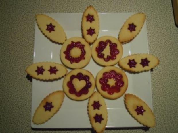 1 - 2 - 3 Kekse - Rezept - Bild Nr. 5