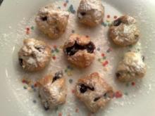 """""""Mon Cheri"""" mit Schokolade und KIrschen - Rezept"""