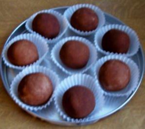 Rezept: Süßes: Marzipan-Kartoffeln ... ala Oma