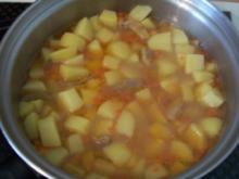 Kochen: Kartoffel-Gemüse-Eintopf - Rezept