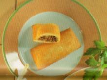 Gefüllte Teigtaschen - Börek - Rezept