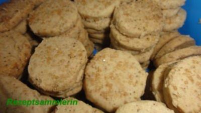 Kekse:  HEIDESAND - Rezept