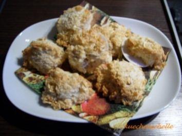 Keks & Co:  Kokosmakronen - 2. Variante - Rezept