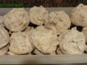 Kekse:  WESPENNESTER - Rezept