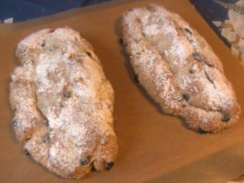 Cookies' Weihnachtsstollen - Rezept