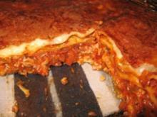 Lasagne ala Tina ;o) - Rezept