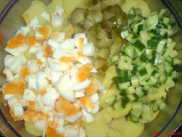 Mein bunter Kartoffelsalat - Rezept - Bild Nr. 3