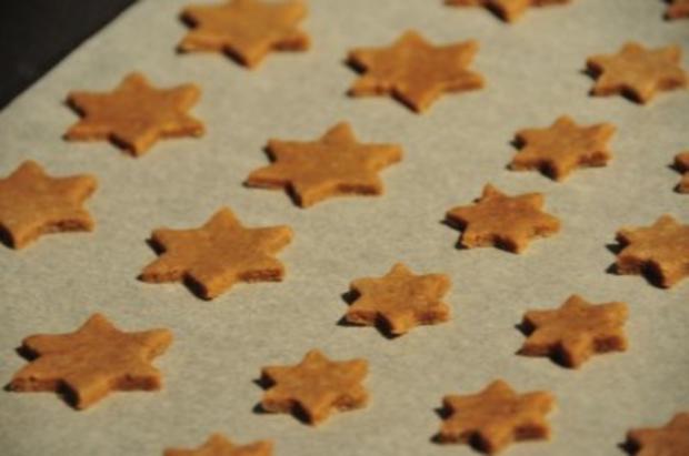 Weihnachtsplätzchen - Gewürzsterne - Rezept - Bild Nr. 2