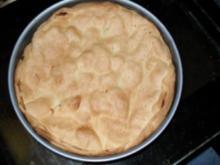 gedeckter Apfelkuchen wenn es schnell gehn muß - Rezept