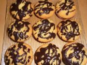 Muffins mit Schokokern... - Rezept