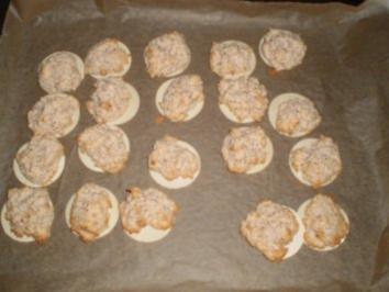Kokos-Haselnuss-Makronen - Rezept
