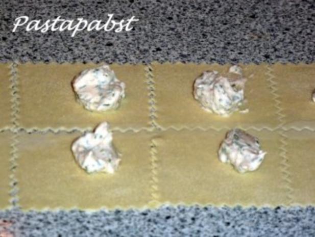 Lachs-Ricotta-Tortellini - Rezept - Bild Nr. 2