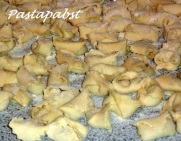 Lachs-Ricotta-Tortellini - Rezept - Bild Nr. 4