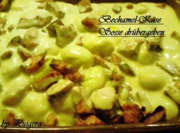 Überbackener Kasseler-Kartoffeltopf - Rezept - Bild Nr. 4