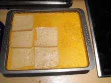 Überbackene Ofenschnitzel - Rezept