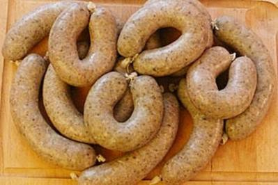 Krommbierewurscht (Kartoffelwurst) aus dem Hunsrück - Rezept