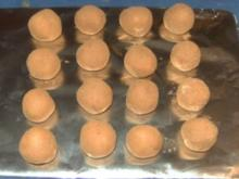 Marzipan - Nougat - Zimt - Kartoffeln - Rezept