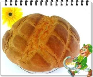 Brot - Mischbrot mit Sauerteig - Rezept