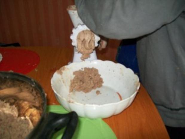 Geflügelleberwurst - Rezept - Bild Nr. 3