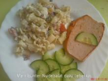Nudelsalat - Rezept