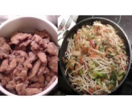 knuspriger Chinese - Rezept