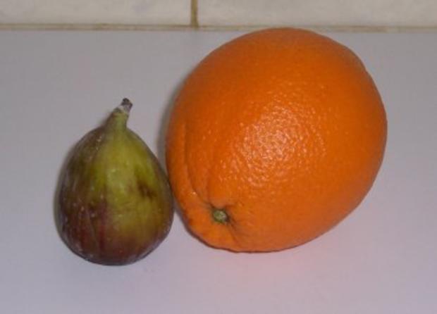 Einmachen: Orangen-Feigen-Marmelade - Rezept