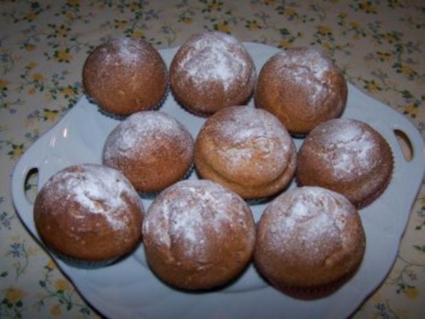 Zimt-Muffins - Rezept