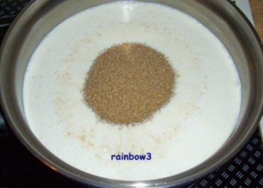 Süßes: Schoko-Sahne-Toffee - Rezept