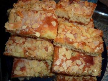 Kuchen: Butterkuchen - Rezept