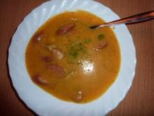 Suppen: Kartoffelsuppe - Rezept