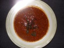 Suppe :  -Einfache Gulaschsuppe- - Rezept