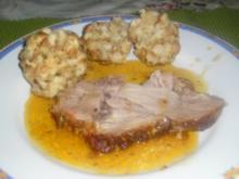 Wiener Schweinsbraten - Rezept