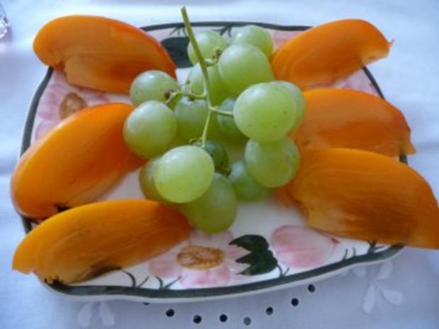 Fixe Küche : Gemüseschupfnudeln mit Bratwurst und Nachtisch - Rezept - Bild Nr. 3