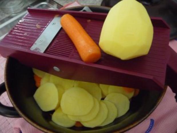 Aufläufe :  Gemüse-Auflauf - Rezept - Bild Nr. 5