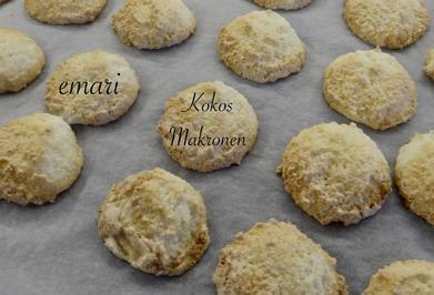 Kokos Busserl - Makronen - Rezept - Bild Nr. 13