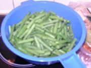 Grüne Bohnensuppe - Rezept