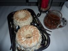 Dessert: Mandel-Marzipan-Creme - Rezept