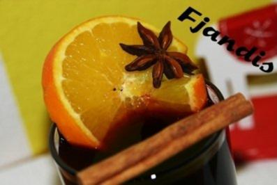Fjandis' Glühwein - Rezept