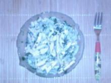 Wurstsalat Nosie Französische Art - Rezept